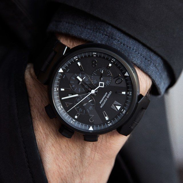 Louis Vuitton's Latest Watch Is Like a Batmobile for Your Wrist | GQ