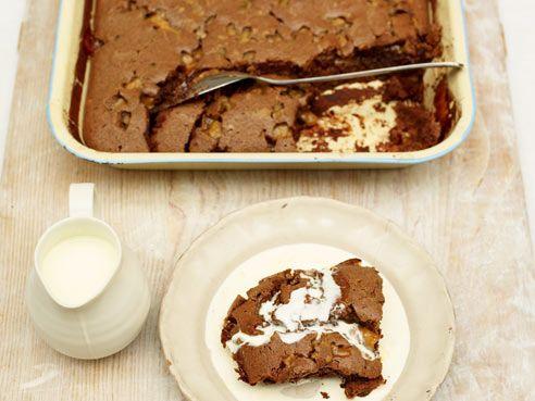 Σοκολατόπιτα του Jamie Oliver