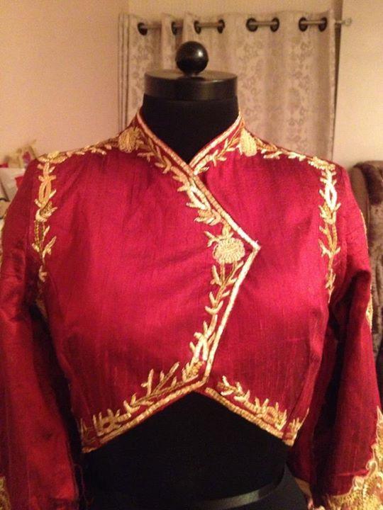 vintage inspired #blouse