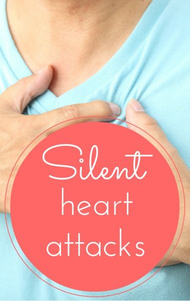 A silent heart attack is just what it sounds like, but Dr Oz explained that there are ways you can detect one. http://www.recapo.com/dr-oz/dr-oz-advice/dr-oz-silent-heart-attacks-spot-signs/