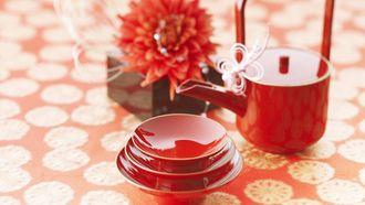кофе, цветы, чашки, чайная церемония, япония, чай, настроения, красный, китай