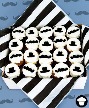 Te invitamos a sorprender a todos con estos divertidos mini cupcakes llenos de sabor y con un toque diferente que les va a encantar.