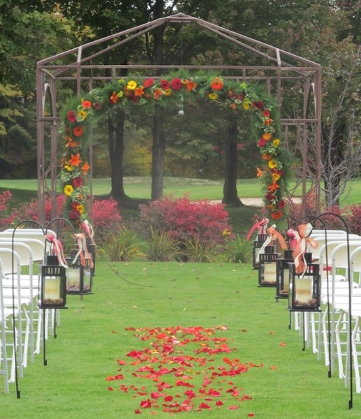 Fall Wedding Altar Decorations: 14 Best Country Wedding Images On Pinterest