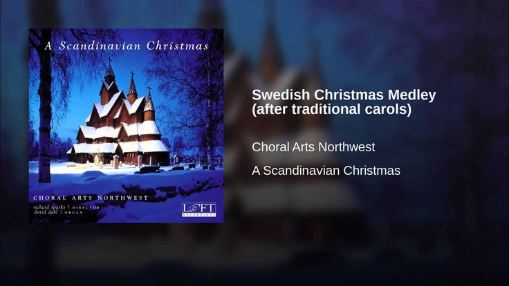 Swedish Christmas Medley (after traditional carols)