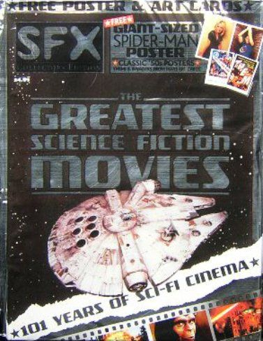 """""""SFX Collectors Edition - The Greatest Science Fiction Movies"""" av various"""