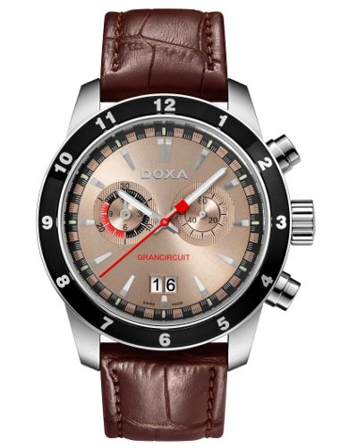 I've got 10% coupon code for sharing this product. Doxa Grancircuit 140.10.321.02 men's watch