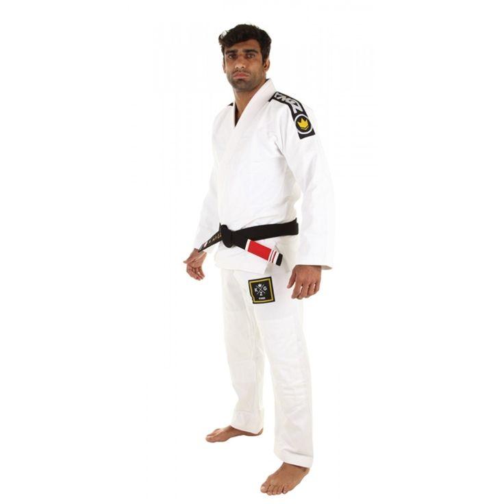 Kingz Basic 2.0 Jiu Jitsu Gi - FREE White Belt | FightersMarket.com