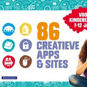 Computerhoek -Welke apps en sites zijn de meest originele, uitdagende, mooiste, leukste en vooral: de meest creatieve voor kinderen van 7 tot 12 jaar?