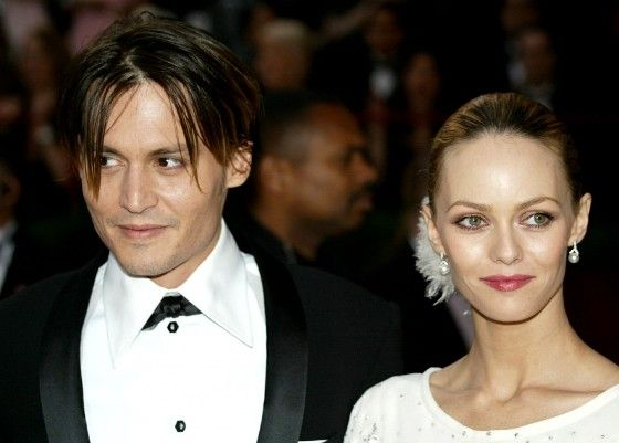 #Johnny Depp and Vanessa Paradis Split