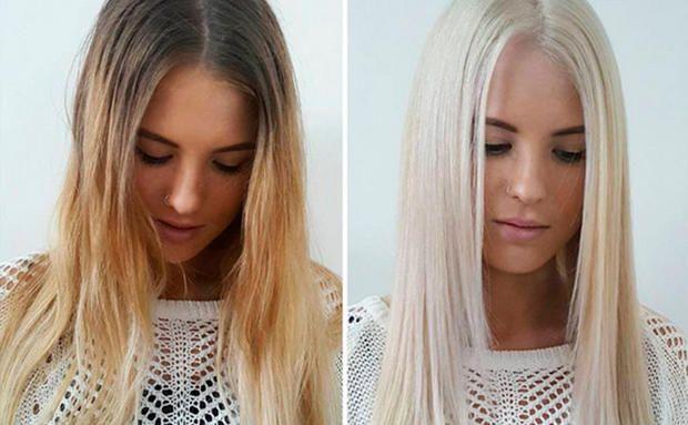 Olaplex: Haare färben ohne Schäden!