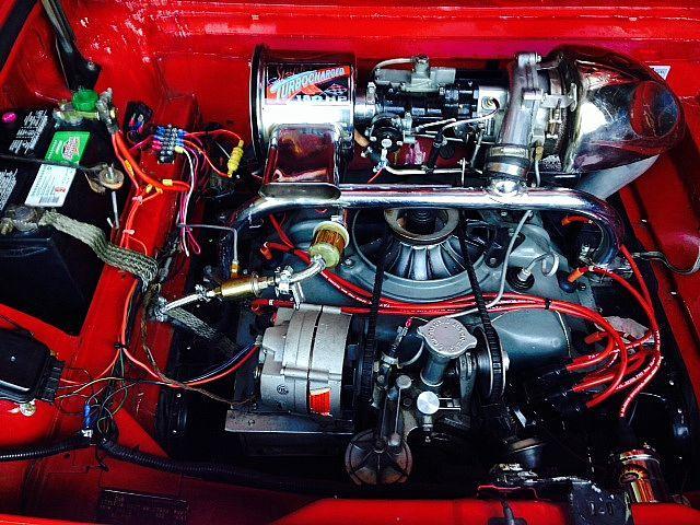 Force Engine Carburetor Diagram Corvair Spyder Turbo 1964 Chevrolet Corvair Spyder Turbo