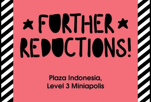 Cotton On Kids Further Reduction Sale Up To 70% Off | Tempatnya Promosi dan Diskon
