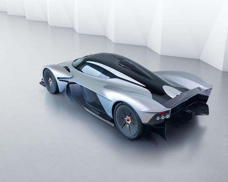 aston martin valkyrie hypercar: exterior and interior design revealed