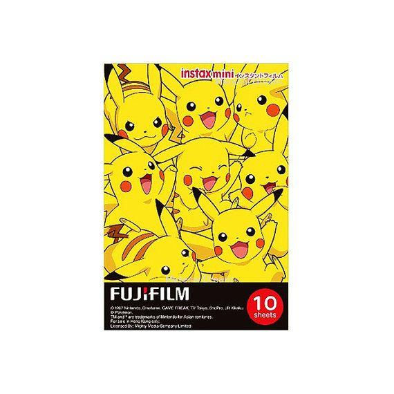 Hey, I found this really awesome Etsy listing at https://www.etsy.com/hk-en/listing/476242560/fujifilm-instax-mini-film-pokemon