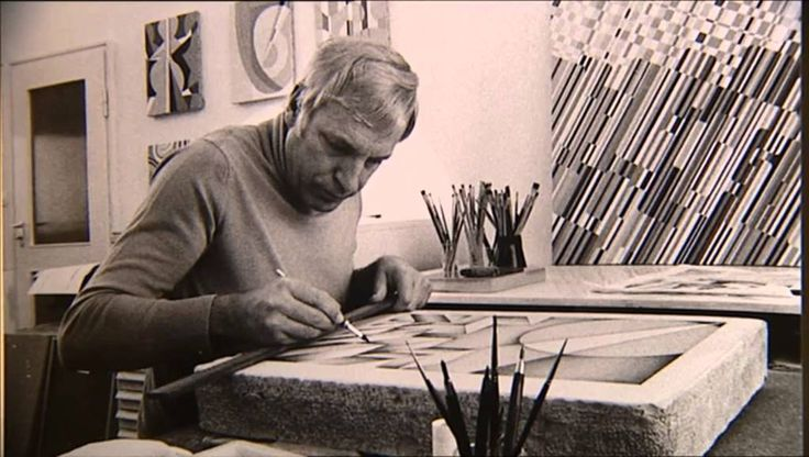Ludwig Gebhard - Die Kunst war mein Leben
