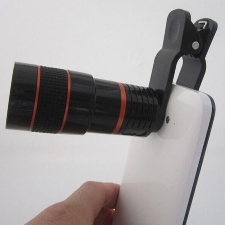 Smart Phone Clip On 8X Camera Zoom FREE SHIIPPING