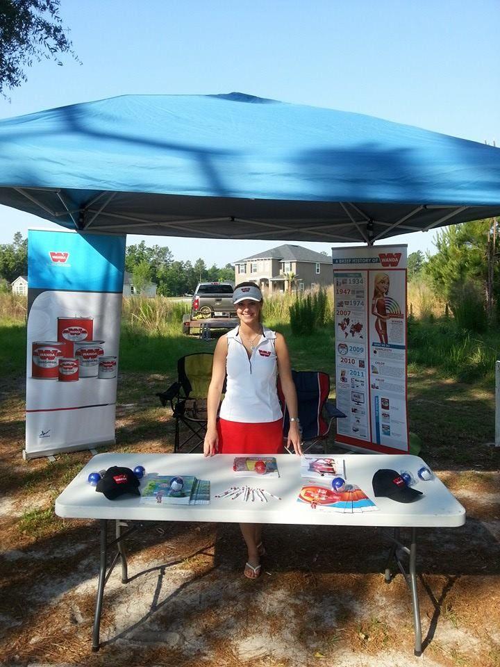 ... Florida at the LKQ North Florida Auto Body Classic Golf Tournament