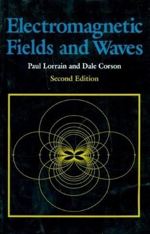 Electromagnetic Fields And Waves 2E (Pb)