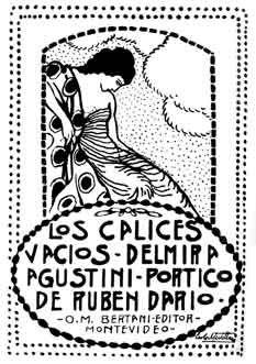 CVC. Delmira Agustini. Acerca de: «Delmira Agustini, una feminidad desplegada» por Samuel Serrano