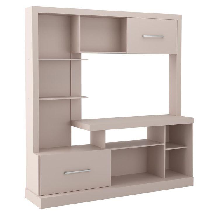 17 mejores ideas sobre estantes para tv en pinterest - Estantes para pared ...