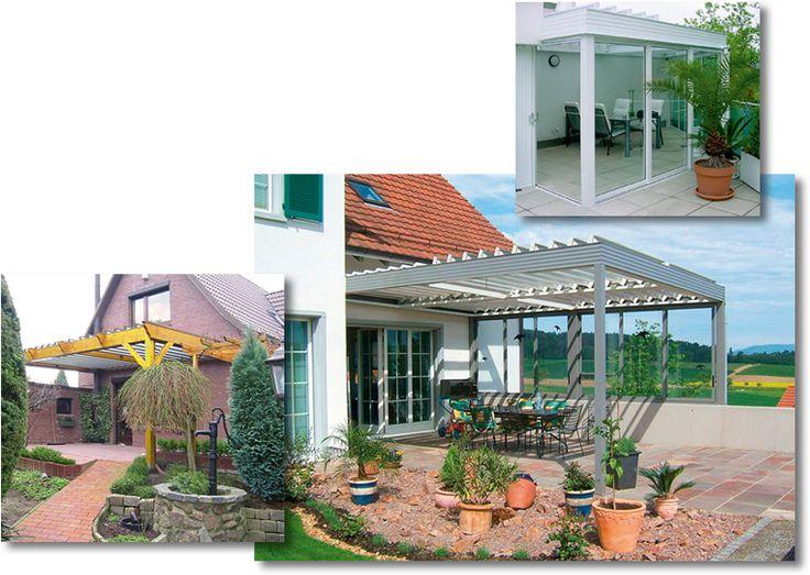Die besten 25+ Regenüberdachung Ideen auf Pinterest Plane - auswahl materialien terrassenuberdachung
