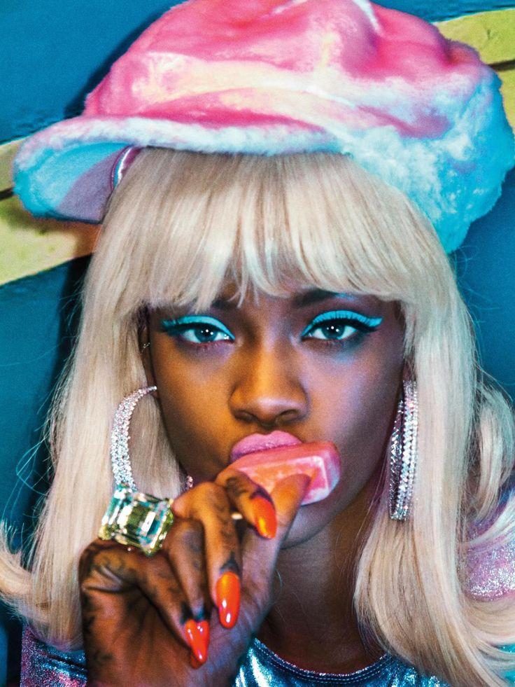 Fabulous 17 Best Ideas About Rihanna Photoshoot On Pinterest Rihanna Show Short Hairstyles For Black Women Fulllsitofus