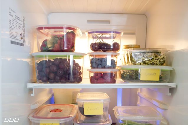 What To Have In Your Fridge Sunday To Eat Healthy All Week - mindbodygreen.com
