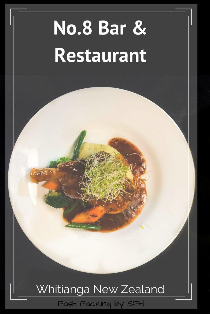 No.8 Bar & Restaurant Whitianga: Hungry Tuesday