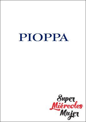Pioppa - Super Miércoles Mujer con Tarjeta Santander Río