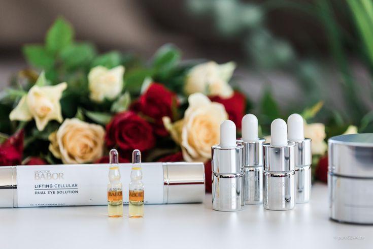 Babor Kosmetik - Doctor Babor Gesichtspflege & Babor Gesichtsreinigung - Beautyblogger - Produkte - Erfahrung - Gesichtsbehandlung