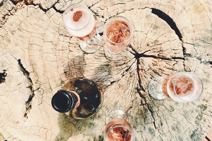 Bird in Hand bubbles - our favourite, go-to fizz!