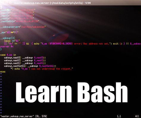 Bash (Bourne-Again SHell) is a Linux and Unix-like system shell or command language interpreter. It is a default shell on many operating systems including Linux and Apple OS X.  If you have always used a graphic user interface like KDE or Gnome or MS-Windows or Apple OS X, you are likely to find bas