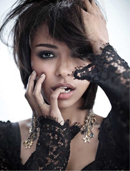 "Kat Graham - You know her song ""Put Your Graffiti On Me"""