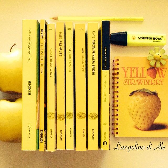 Put always a lot of yellow in your life! by L'angolino di Ale http://langolinodiale.com/