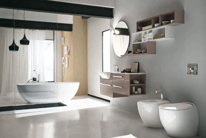 17 migliori idee su design per bagno moderno su pinterest for Specchio bagno 60x60