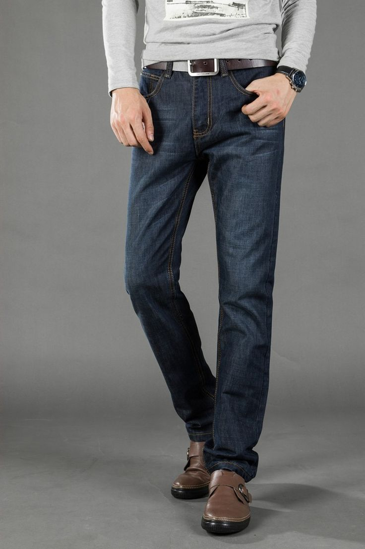 New Summer Style Thin Calca Jeans Men Casual Famous Brand Denim US $25.34