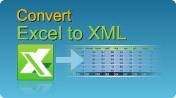 Convert Excel file to XML in C#, VB.NET, Java, PHP, ASP classic, C++, C++.NET, VB6! XLS, XLSX, XLSM, XLSB spreadsheets by EasyXLS.  #EasyXLS #Convert #Excel #XML #CSharp #VBNET #Java #PHP