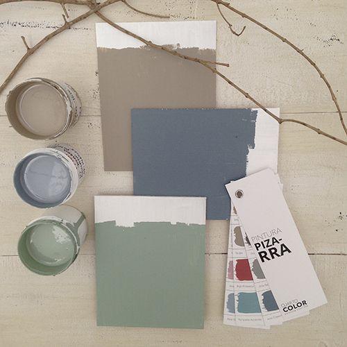 Nuevos colores de pintura de pizarra Otoño 2015 #pintura #pizarra #color
