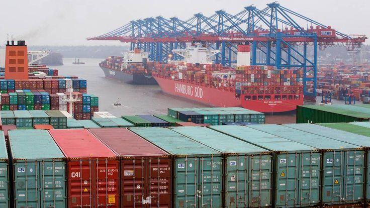 Nachricht: Deutscher Außenhandel: Importe und Exporte stiegen auf Rekordhoch - http://ift.tt/2qNcAIx #nachrichten