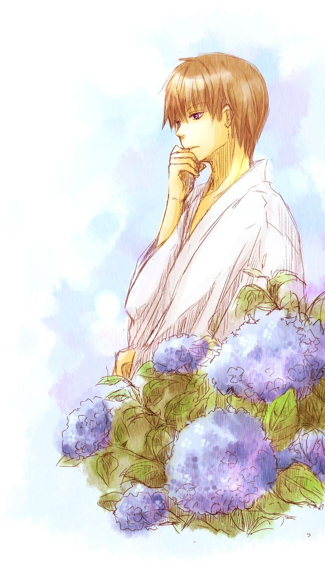 Gintama - Okita Sougo