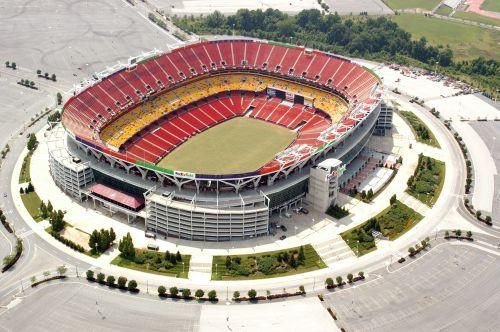 landover md   FedEx Field - Landover, Maryland - home field of the Washington ...