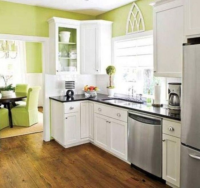 44 best images about kitchen on pinterest nooks for White and green kitchen ideas