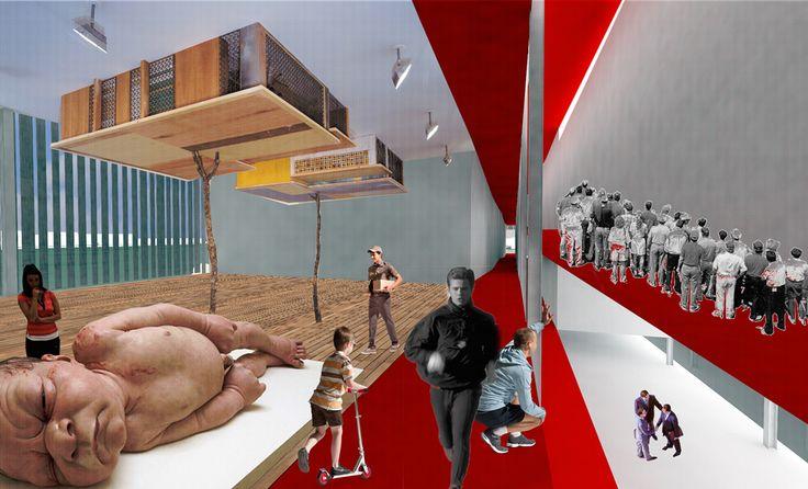 Guggenheim Helsinki Museum  (Irgen Salianji, Karolina Szostkiewicz, Alberto Salvador Martin)