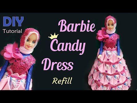 طريقه اللبان توزيعات Baby Candy Candy Dress Barbie Dress