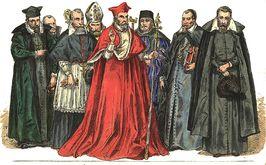Kontrreformacja nurt w Kościele katolickim, który był okresem odnowy zapoczątkowanym soborem trydenckim oraz zakończonym wraz z wojną trzydziestoletnią. Czasami jest on uznawany za odpowiedź na reformację.
