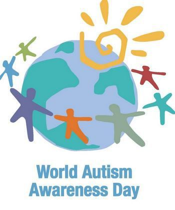 Why I am wearing blue for World Autism Day--why I wear blue on April 2 and think you should too!