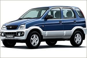 Daihatsu Terios 4WD
