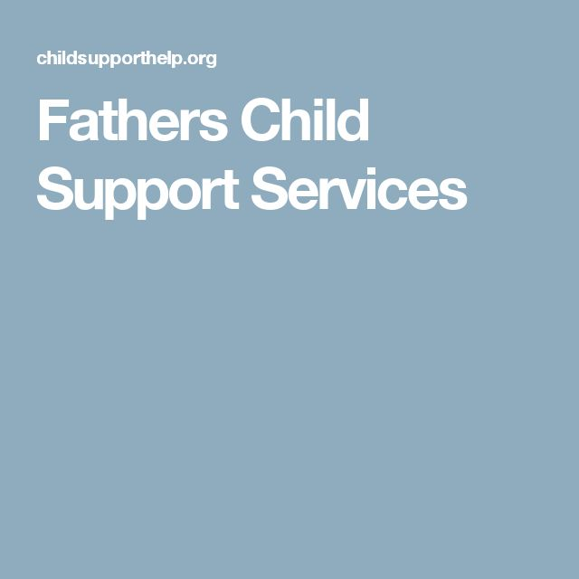 Fathers Child Support Services