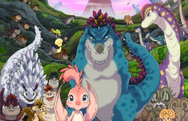 Resultado de imagen para dinosaurios anime