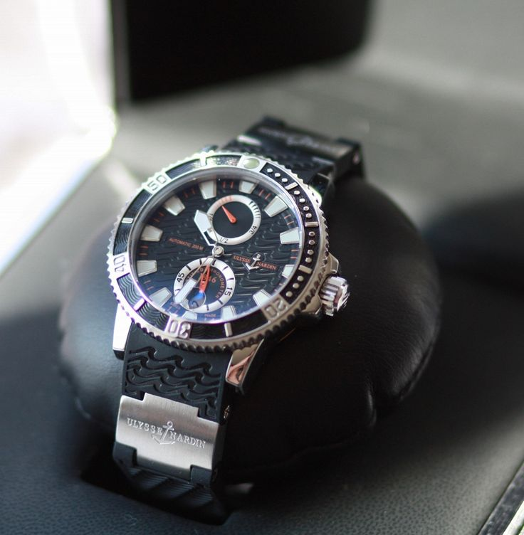 Luxury Ulysse Nardin Watches, Best known for its production of highly authentic marine chronometers. #luxurywatches #men #women #richcollection #ulyssenardin #trend #watchmania #sporty #trend #watchaddict http://www.johnsonwatch.com/ulysse-nardin.php